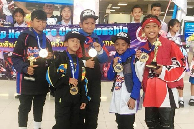 Thai primary students win US World Hip Hop Dance Champs hinh anh 1