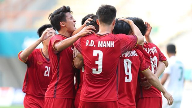Japanese media praise Vietnam's football squad hinh anh 1
