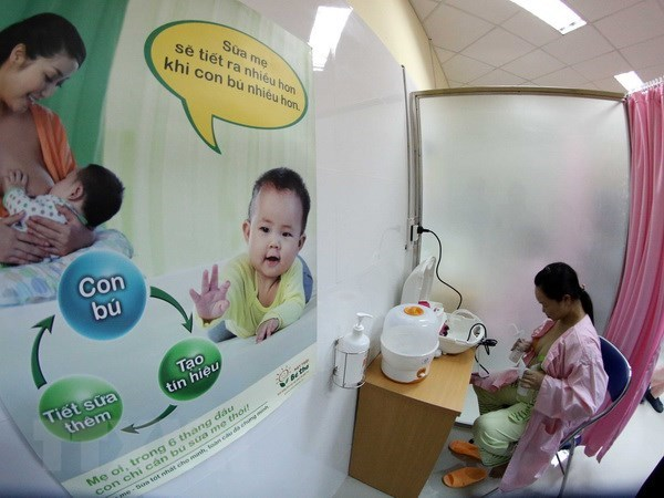 HCM City to have first human milk bank of int'l standards hinh anh 1