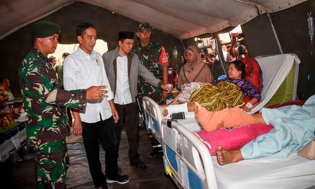 Another earthquake hits Indonesia's Lombok island hinh anh 1