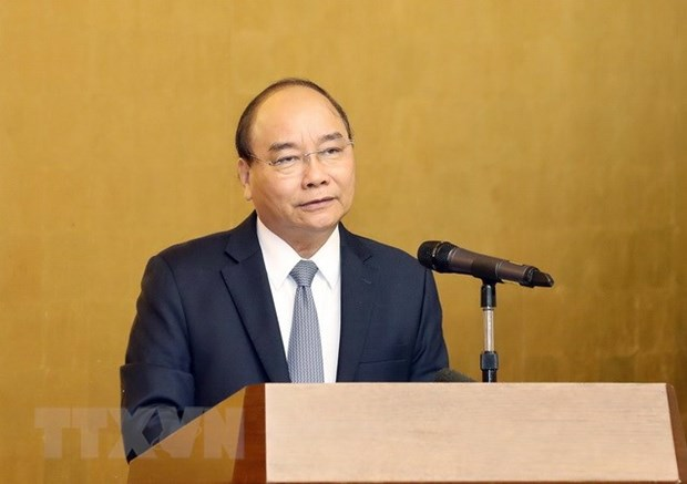 PM pledges support for overseas Vietnamese scientists hinh anh 1