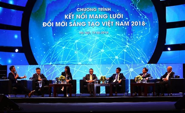 Vietnam innovation network programme launched hinh anh 1