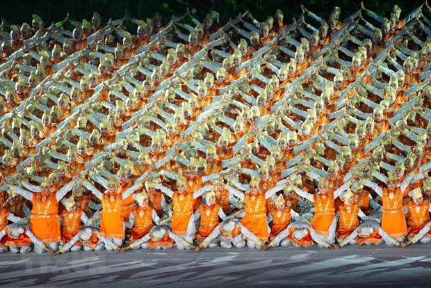 Asian Games 2018 officially kicks off in Jakarta hinh anh 2