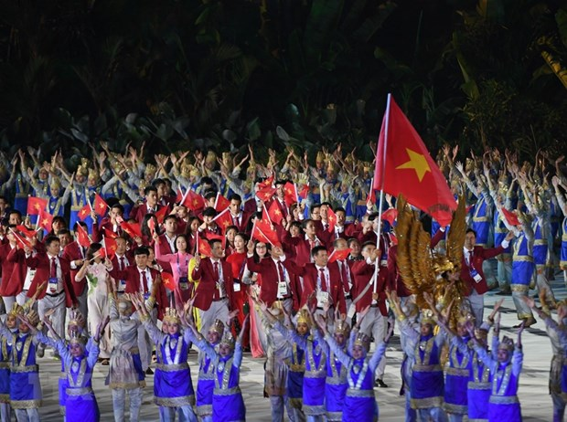 Asian Games 2018 officially kicks off in Jakarta hinh anh 3