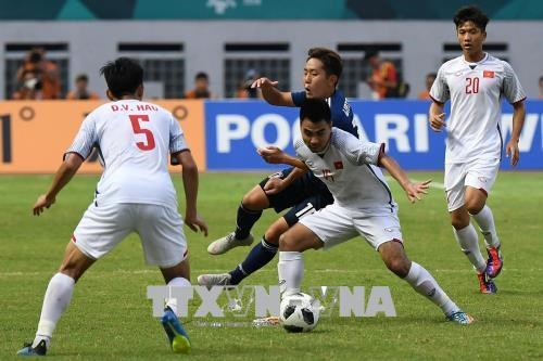 ASIAD 2018: Vietnam at 13th place on first day hinh anh 1