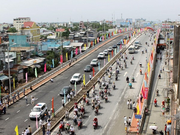 Ca Mau implements master plan to develop transport hinh anh 1