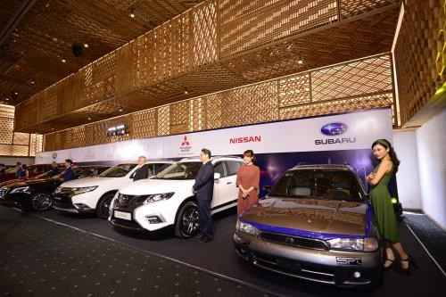 Biggest-ever Vietnam Motor Show to feature 15 brands hinh anh 1