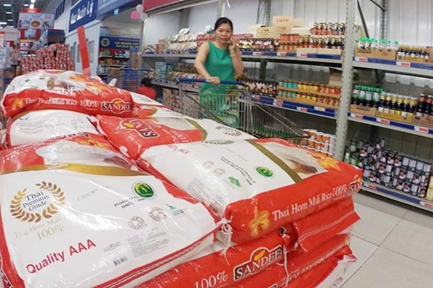 Vietnam's trade deficit with Thailand to balloon hinh anh 1