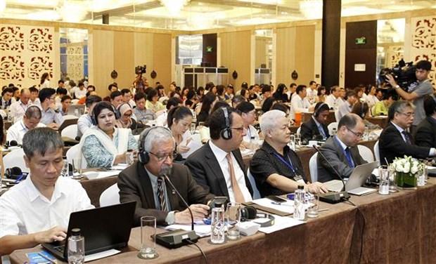 Workshop talks ASEAN entrepreneurs in revolution 4.0 hinh anh 3