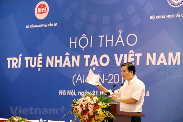 VN needs to optimise artificial intelligence for development: official hinh anh 1