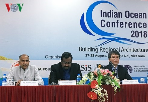 Hanoi to host Indian Ocean Conference in August hinh anh 1