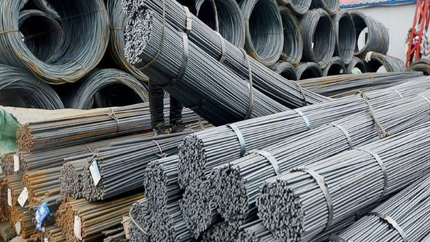 Vietnam's steel exports rake in 2.53 billion USD in 7 months hinh anh 1