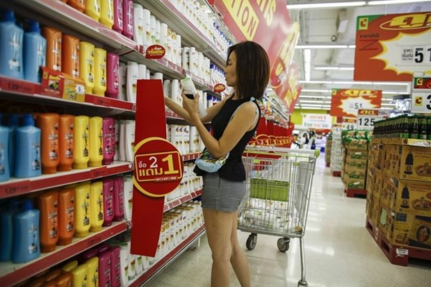 Thailand's economy sees slow growth in Q2 hinh anh 1