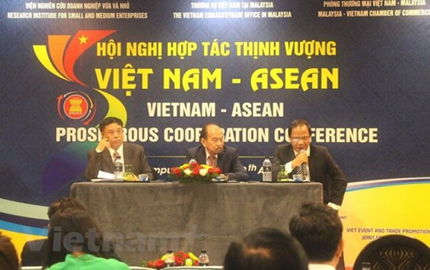 Vietnam, Malaysia firms seek partnership opportunities hinh anh 1