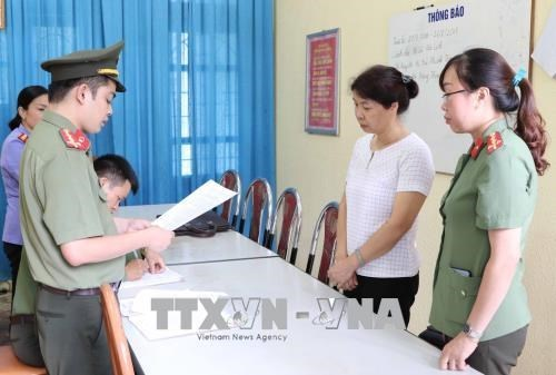 Son La: One more detained for involvement in exam cheating scandal hinh anh 1