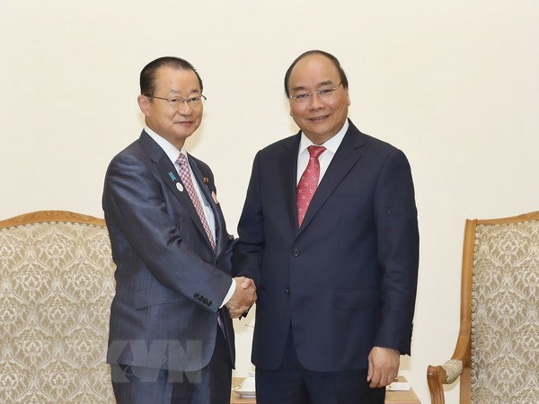 PM appreciates Japan's 26-year ODA provision to Vietnam hinh anh 1