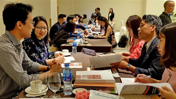 RoK technology ventures seek opportunities in Vietnam hinh anh 1
