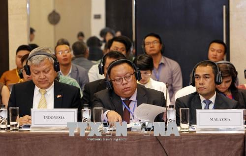 WEF ASEAN meets common concerns of regional countries and beyond hinh anh 1