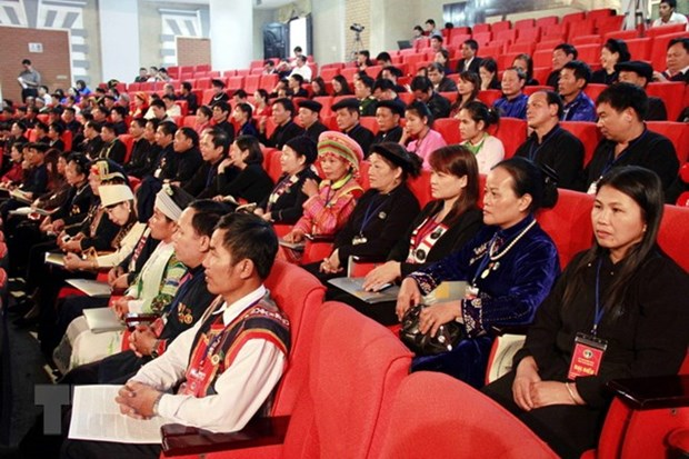 Second national ethnic minority congress to be held in 2020 hinh anh 1