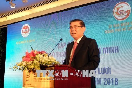 Ho Chi Minh City invites overseas Vietnamese talents hinh anh 1