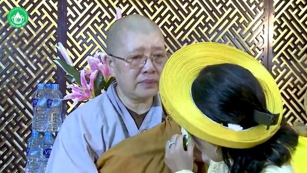 Buddhist Vu Lan Festival in full swing hinh anh 6