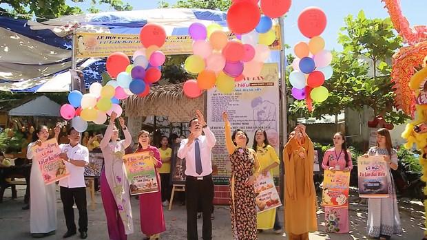 Buddhist Vu Lan Festival in full swing hinh anh 2