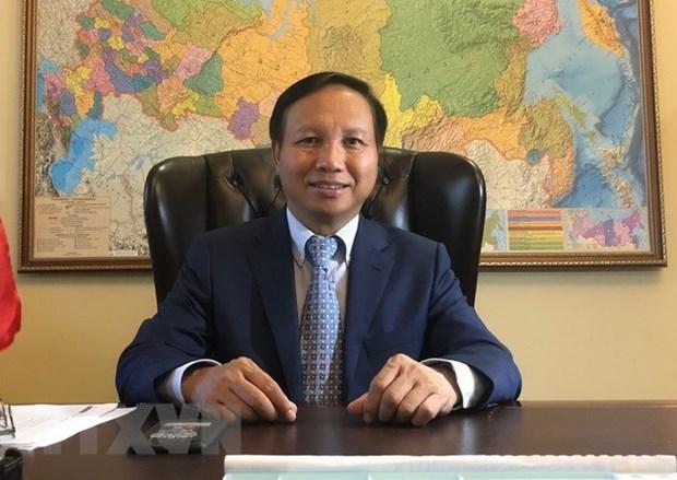 Azerbaijan treasures cooperation with Vietnam hinh anh 1