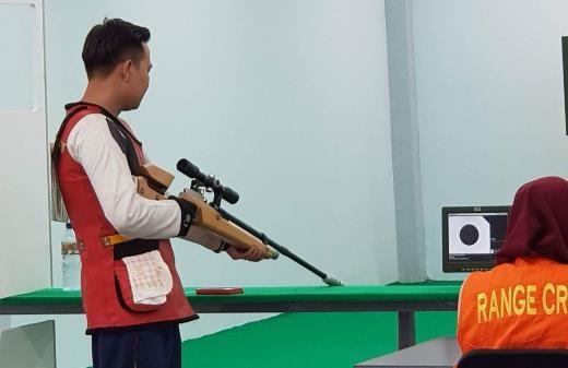 ASIAD 2018: Shooter Ngo Huu Vuong grabs bronze hinh anh 1