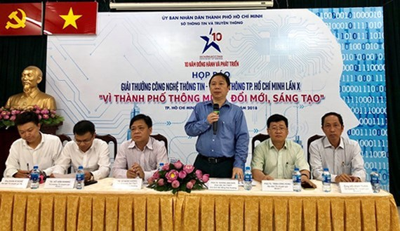 ICT helps develop smart urban areas in HCM City hinh anh 1
