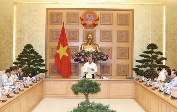 Drastic measures needed for national economic growth: PM hinh anh 1