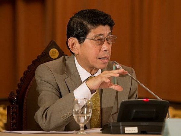 Thai Deputy PM promises to relax political ban hinh anh 1