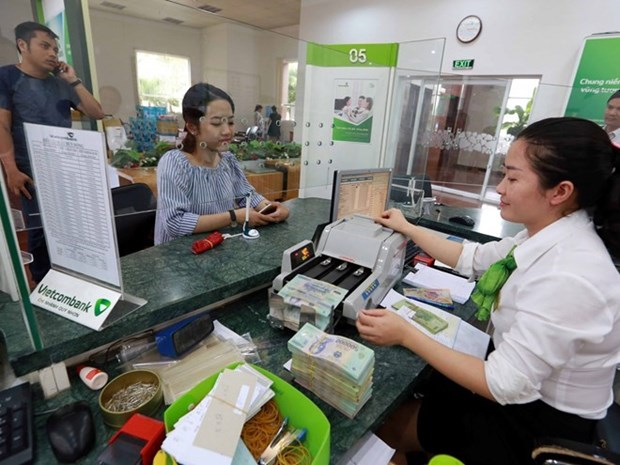 Reference exchange rate up on August 24 hinh anh 1