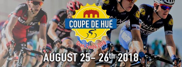 Hue city hosts int'l cycling tournament Coupe De Hue hinh anh 1