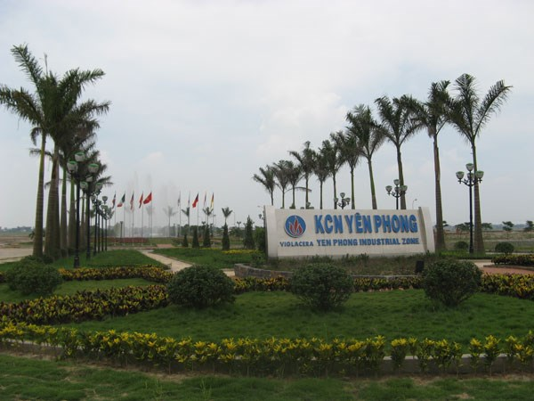 Bac Ninh industrial parks play significant role in local economy hinh anh 1