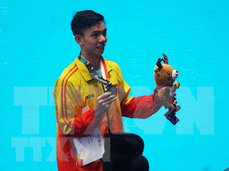ASIAD 2018: Vietnam wins 2 silvers, 2 bronzes on sixth competition day hinh anh 1