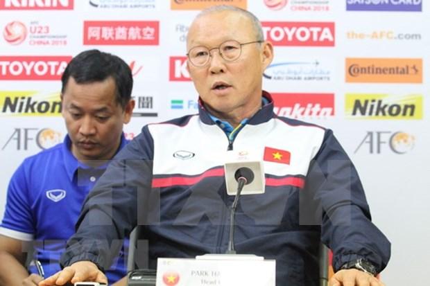 Asian media applaud Vietnam Olympic team, coach hinh anh 1