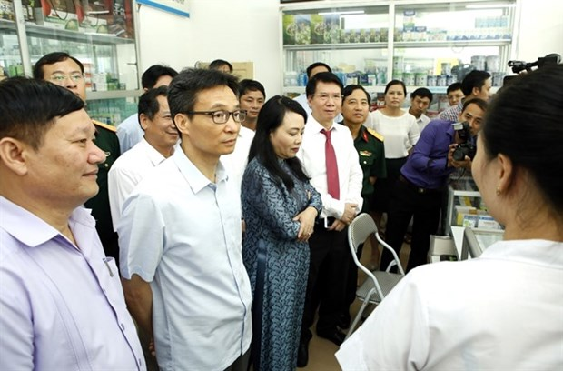 National pharmacy network officially launched hinh anh 1