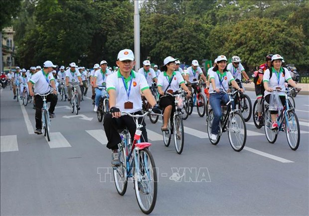 ASEAN Family Day in full swing in Hanoi hinh anh 1