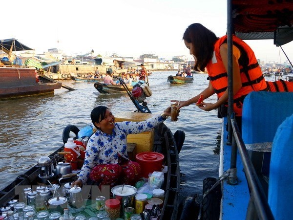 Mekong Delta looks to promote tourism hinh anh 1