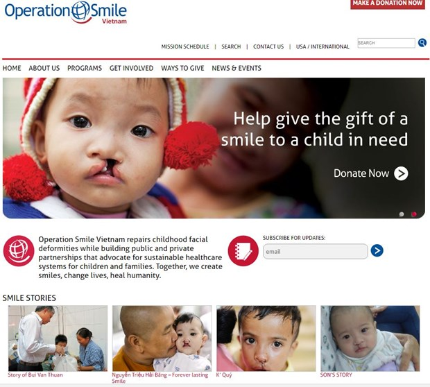 Central Highlands children with cleft lip, palate get free operations hinh anh 1