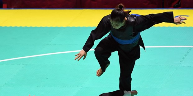 ASIAD 2018: Pencak silat earns bronze for Vietnam hinh anh 2