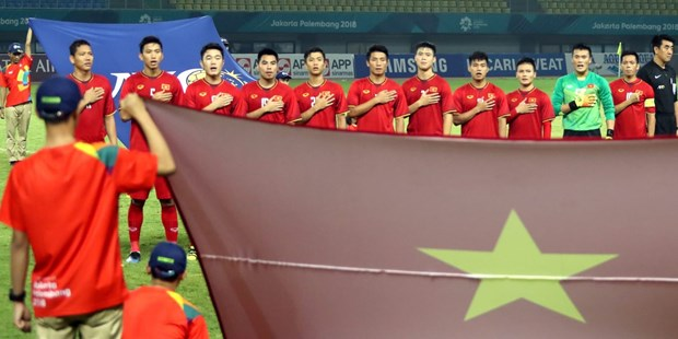 Asian media praises Vietnam Olympic football team hinh anh 1