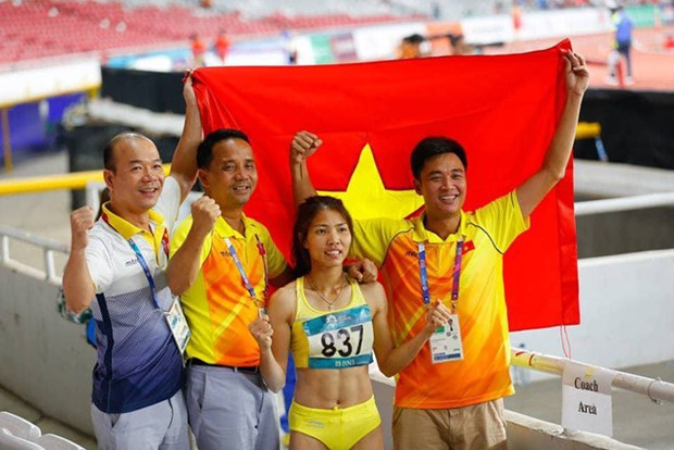 Vietnam wins second gold medal at ASIAD 2018 hinh anh 1