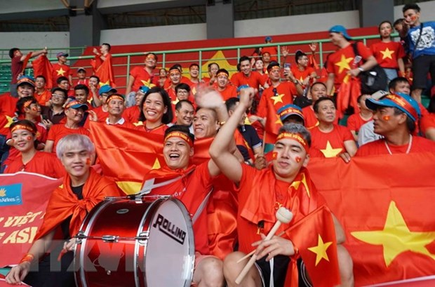 Vietnam beats Syria 1-0, entering ASIAD semifinals for first time hinh anh 4
