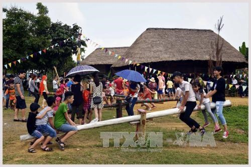 Ethnic cultural activities to be held in villages for holiday hinh anh 1