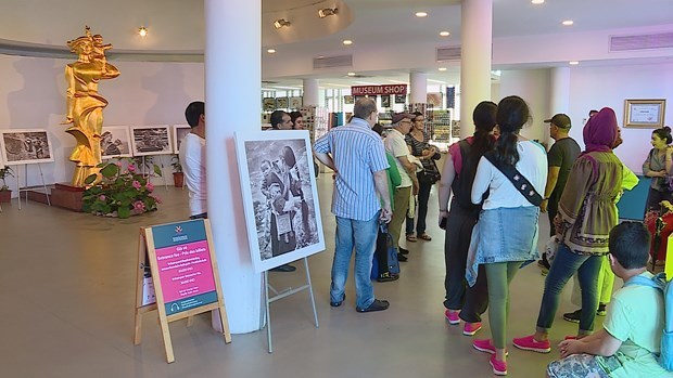 Museum honours Vietnamese women's role hinh anh 6