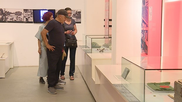 Museum honours Vietnamese women's role hinh anh 3
