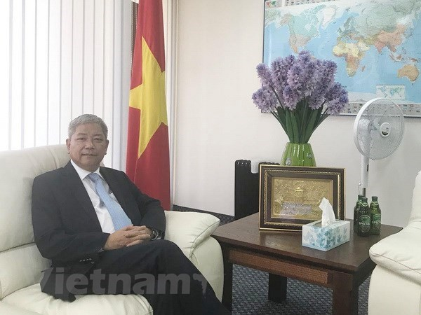 """Vietnam-Israel relations now in """"golden stage"""": Ambassador hinh anh 1"""