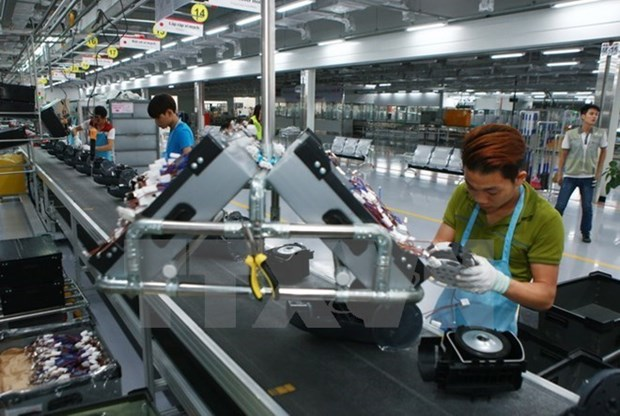 FDI disbursement up 9.2 percent in eight months hinh anh 1