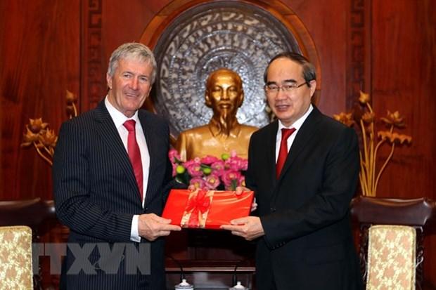 Ho Chi Minh City, New Zealand boost trade hinh anh 1
